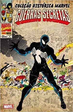 Coleção Histórica Marvel - Guerras Secretas Vol.03