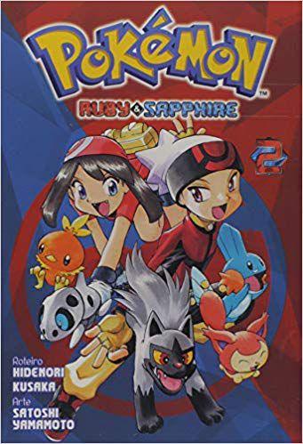 Pokémon Ruby & Sapphire Vol.02