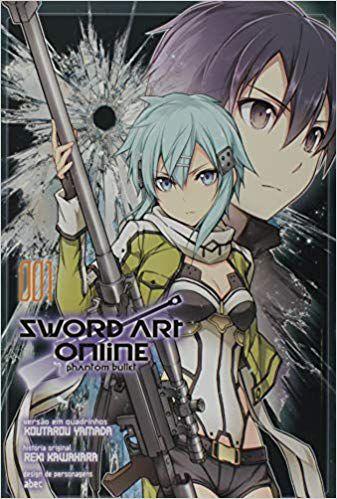 Sword Art Online - Phantom Bullet Vol.01