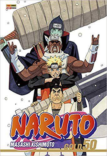 Naruto Gold Vol.50