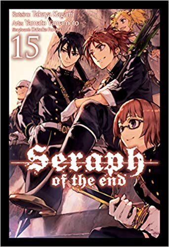 Seraph Of The End Vol.15