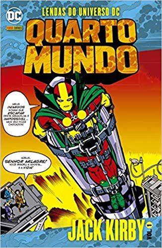 Lendas Do Universo Dc: Quarto Mundo Vol.01