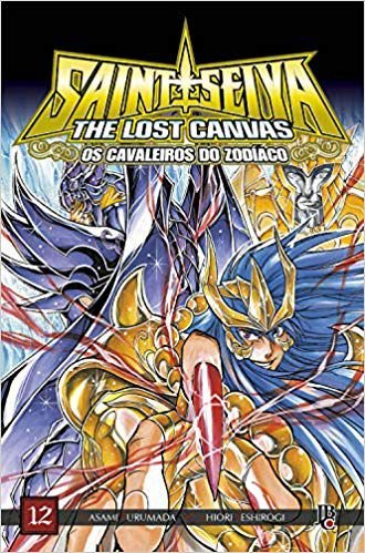 Os Cavaleiros Do Zodíaco - The Lost Canvas Vol.12