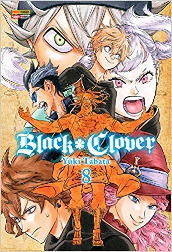 Black Clover Vol.08