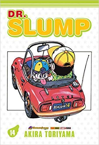 Dr. Slump Vol.14