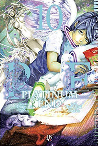 Platinum End Vol.10
