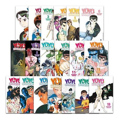 Coleção Yu Yu Hakusho