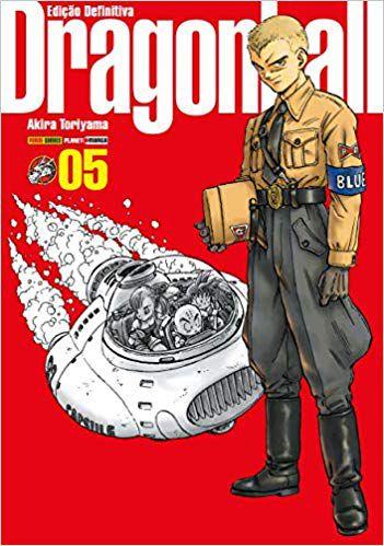 Dragon Ball Edição Definitiva Vol.05