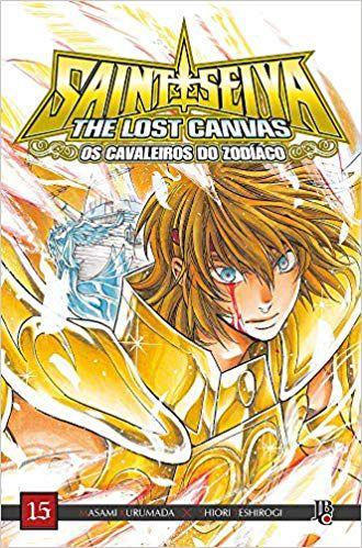 Os Cavaleiros Do Zodíaco - The Lost Canvas Vol.15