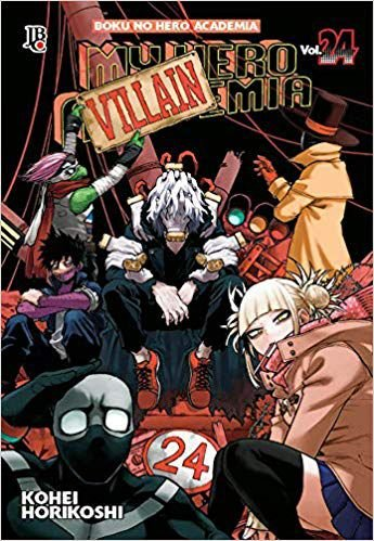 My Hero Academia Vol.24