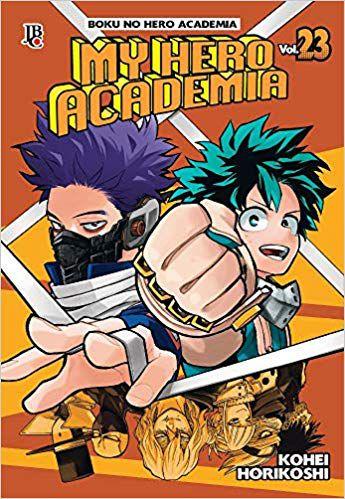 My Hero Academia Vol.23