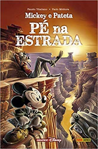 Mickey E Pateta - Pé Na Estrada