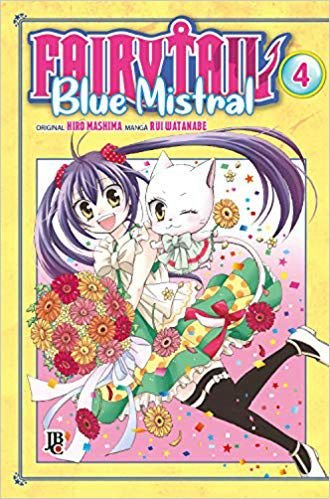 Fairy Tail Blue Mistral Vol. 04