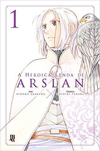A Heroica Lenda De Arslan Senki Vol.01
