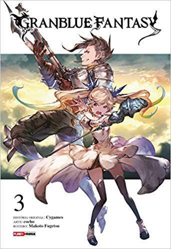 Granblue Fantasy Vol.03