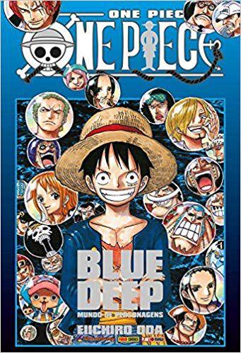 One Piece - Blue Deep Vol.01