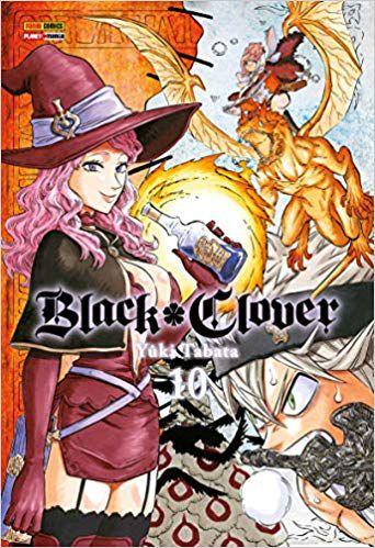 Black Clover Vol.10