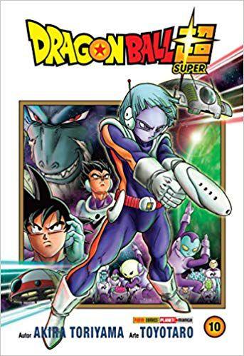 Dragon Ball Super Vol.10