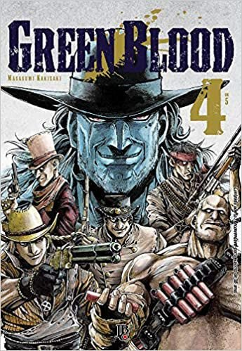 Green Blood Vol.04