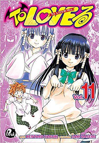 To Love Ru Vol.11