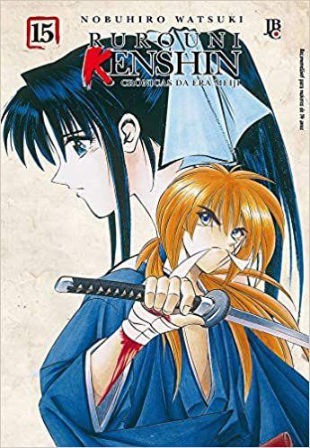 Rurouni Kenshin Vol.15
