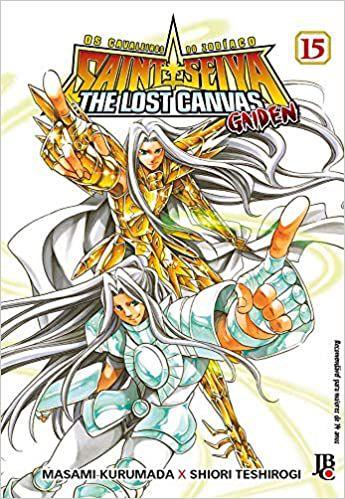 Os Cavaleiros Do Zodíaco: The Lost Canvas - Gaiden Vol.15
