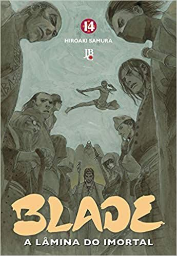 Blade – A Lâmina do Imortal Vol.14