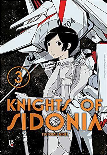 Knights Of Sidonia Vol.03