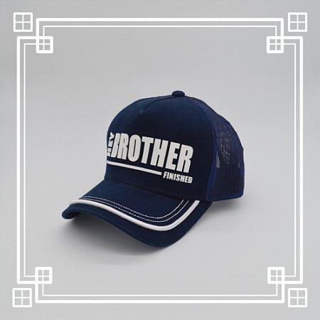 Boné Hey Brother! Hey Sister! - BLUE BEATS