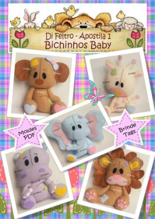 APOSTILA DIGITAL 1 - BICHINHOS BABY