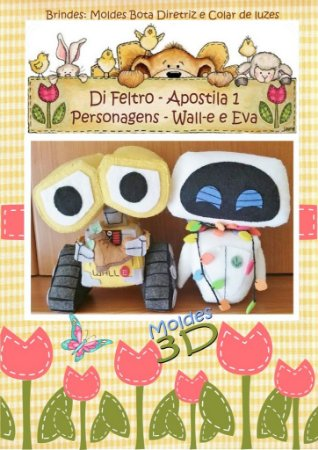 APOSTILA DIGITAL 1 - PERSONAGENS - WALL-E E EVA