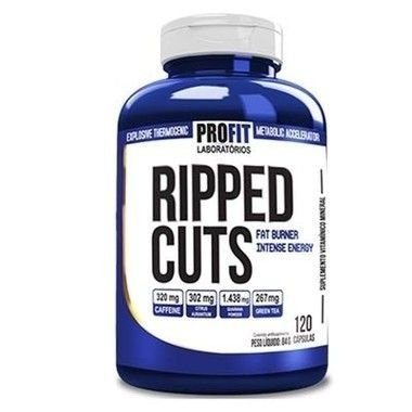 Profit Labs Ripped Cuts 120 Cápsulas