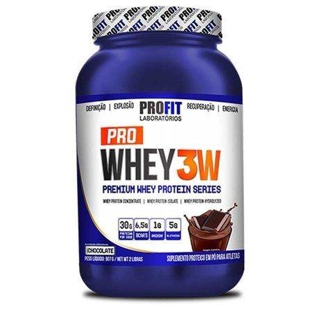 Pro Whey 3w - 900g Profit Labs