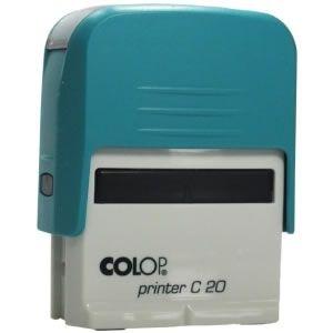 Carimbo Colop Printer 20 - Verde