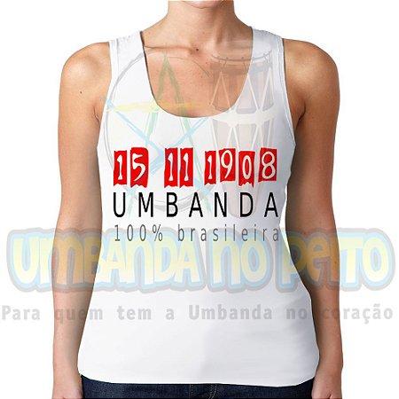 Regatinha Umbanda é Brasileira