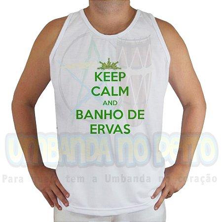 Regata Keep Cam and Banho de Ervas