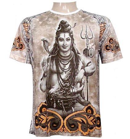 Camiseta Shiva Viscose