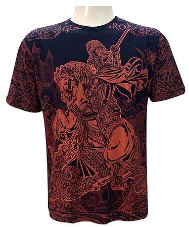 Camiseta Preta Salve Jorge Viscose