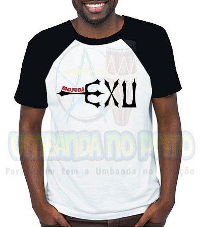 Camiseta Personalizada Mojubá Exu