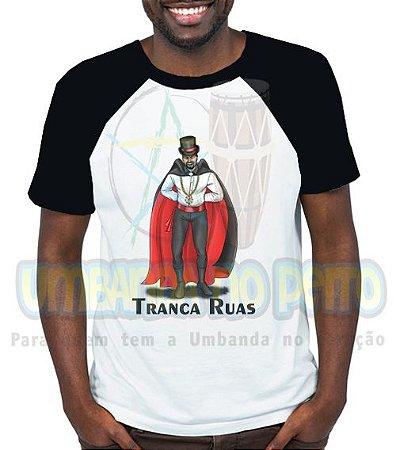 Camiseta Personalizada Sr. Exu Tranca-Ruas