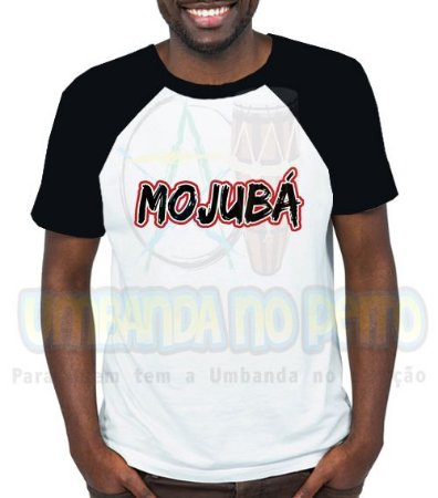 Camiseta Personalizada Saudação Mojubá