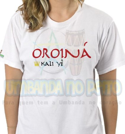 Camiseta Rainha Oroiná