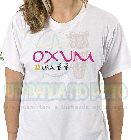Camiseta Rainha Oxum