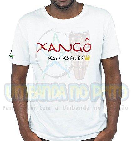 Camiseta Rei Xangô