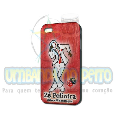 Case Salve Zé Pelintra (para vários modelos de celular)