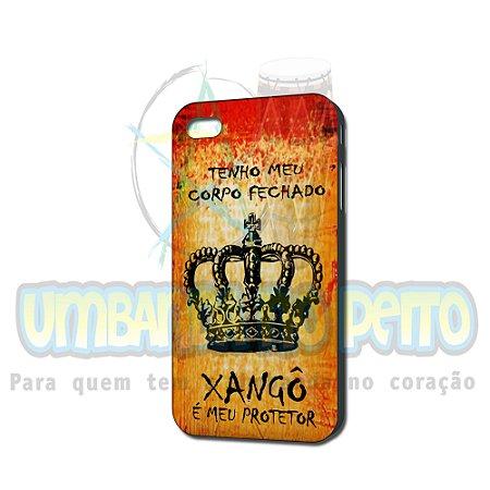 Case Xangô (para vários modelos de celular)