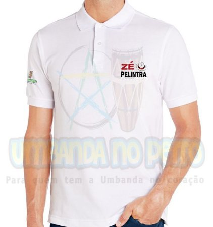 Camisa Polo Masculina Zé Pelintra