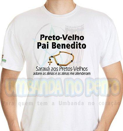 Camiseta Pai Benedito