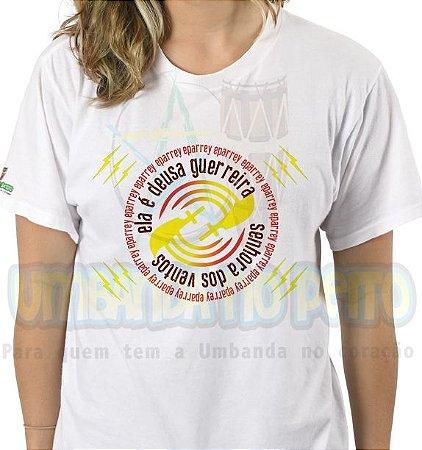 Camiseta Iansã Deusa Guerreira