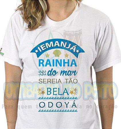 Camiseta Rainha Sereia
